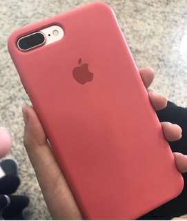 Silicon casing for iphone 7plus