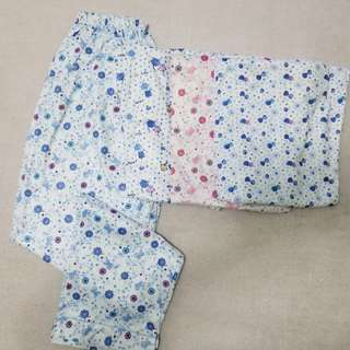pure cotton ladies pajama bottoms