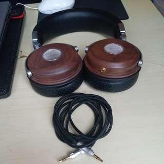 MAGAOSI 麥高思 動鐵加動圈頭戴式耳筒