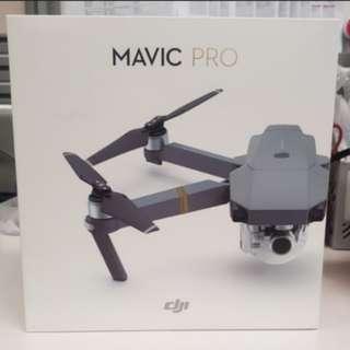DJI Mavic Pro (Brand New)