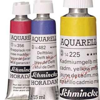 SCHMINCKE Horadam Aquarell Watercolour 5ml
