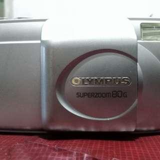 (Repriced)Olympus superzoom 80g