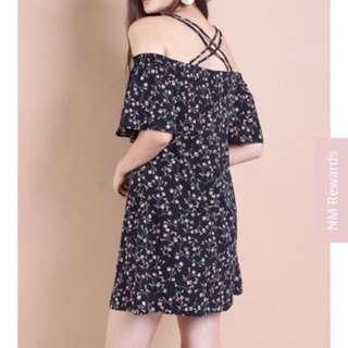 Neonmello Crossback dress