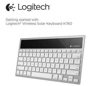 🌞太陽能藍牙無線鍵盤