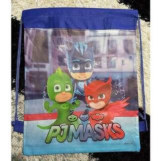 PJ Masks Drawstring Bag