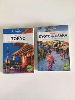 Lonely Planet Tokyo, Kyōto & Osaka Travelguid