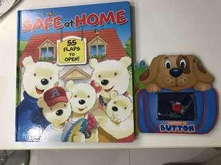 Hard bound preloved children books