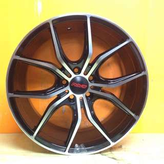 SPORT RIM 18inch RAYS DESIGNS WHEELS