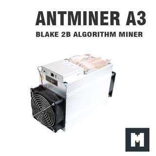 Antminer A3 New unopened