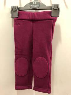 Petits winter pants size 18 months
