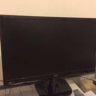 TV LG 27MT55