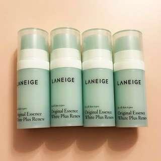 Laneige Original Essence White Plus Renew