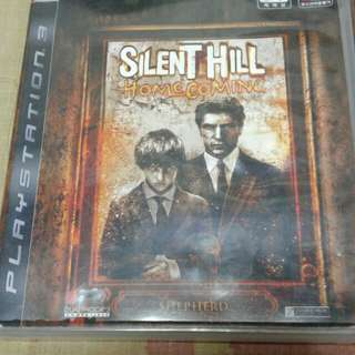 Silent Hill Homecoming PS3 GAMES