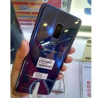 Samsung S9+ Baru nyicil tanpa kartu kredit