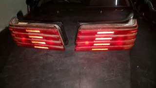 Mercedes r129 rear light