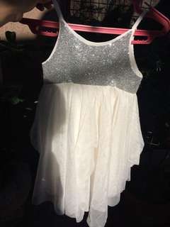 (FREE SF) H&M GLITTERS AND GLAMOUR PARTY DRESS FOR KIDS ✨