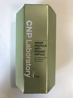 CNP Laboratory Green Propolis Anti-Oxidant Ampule (15ml)