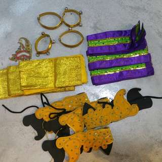 Kude kepang accessories