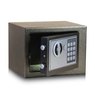 Mini safebox ( Bronze ) INSTOCK