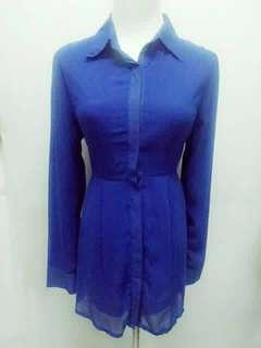 blouse fishtail