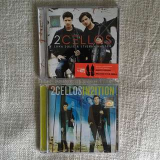2Cellos album (combo)
