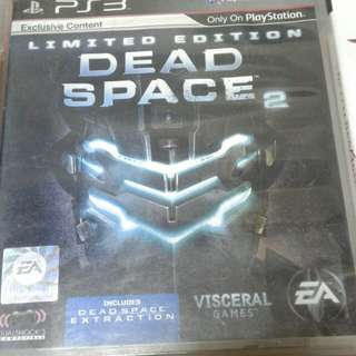Dead Space 2 ps3 games