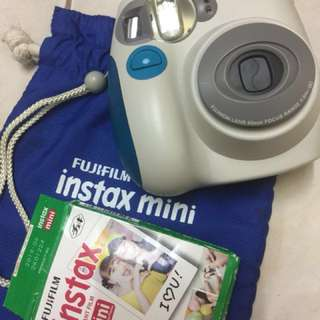 INSTAX MINI 7S REPRICED!!! READ DETAILS!!!!!