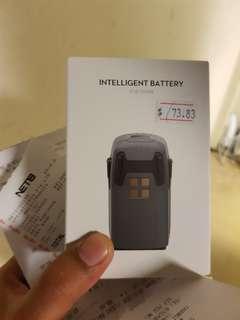 DJI intelligent battery for sparks