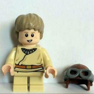 全新正版 Lego人仔 Anakin Skywalker (來自 75092)