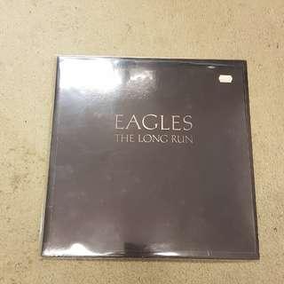 Eagles the long run vinyl