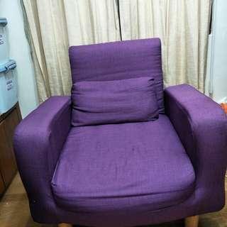 單人沙發躺椅