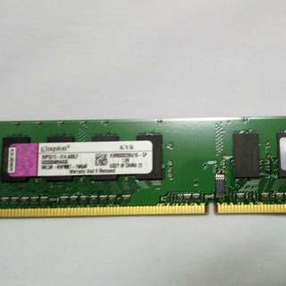 Kingston DDR2 800 1G
