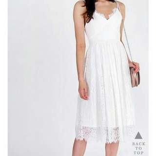 Lovet Brand New Lace Dress