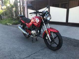 Yamaha YBR125 2010