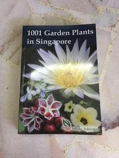1001 Garden Plants in Singapore book