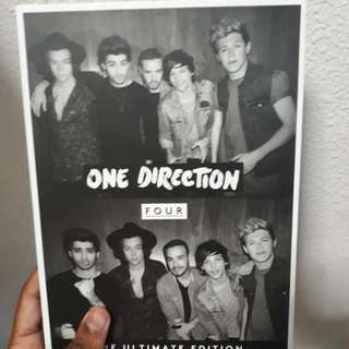 One Direction Album Four