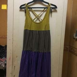 uniclo x gvgv dress