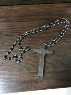 十字架頸鏈