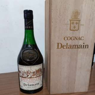 Delamain Pale and Dry Cognac 700ml