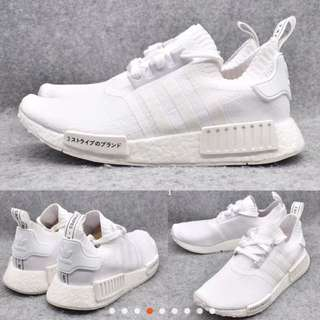 Adidas NMD九成新(只穿2次)