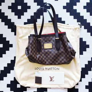 Louis Vuitton Damier bag - original with receipt