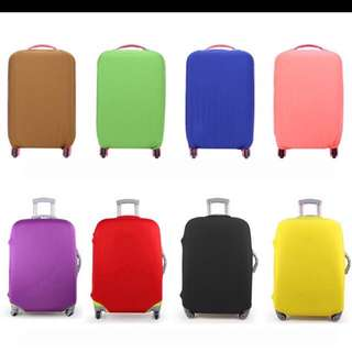 Luggage Cover M size yellow