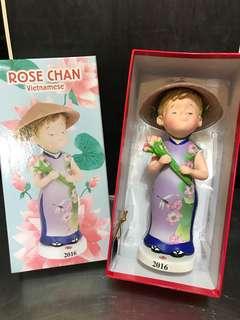 Rose Chan porcelain dolls - 2016 ( Vietnamese )