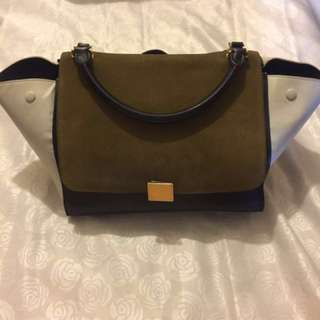 Celine 2 way bag