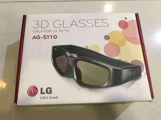 LG 3D Glasses AG-S110