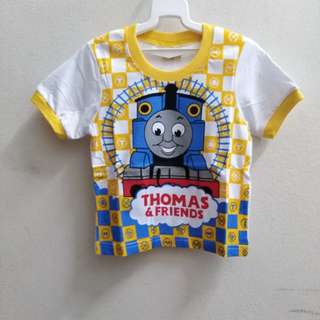 Kids thomas & friends t shirts