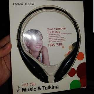 Brand New Bluetooth Headset