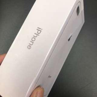 全新Apple iPhone 8 plus 行貨 64G Silver