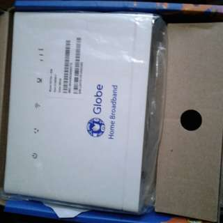 Globe Modem B315s-938 (modem only except Antenna)