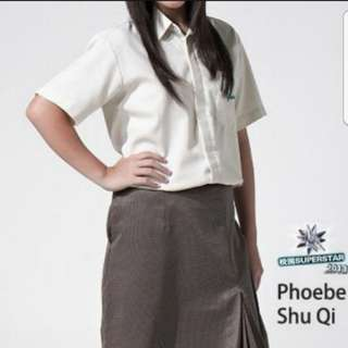 Greendale Secondary school Uniform